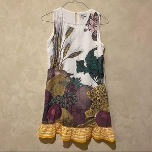Moschino silk dress size M with pockets